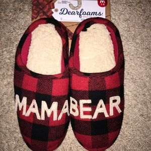 Shoes - Mama bear slippers